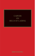 Carver on Bills of Lading